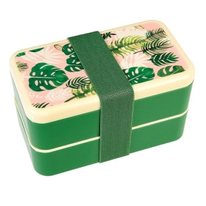 Lunchbox bento, Tropikalne palmy, Rex London